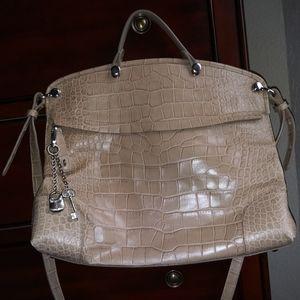 FURLA genuine leather large purse